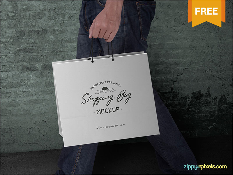 Free-Shopping-Bag-Mockup-PSD1