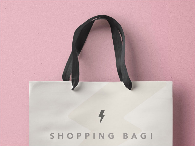 Free-Shopping-Bag-Psd-Mockup
