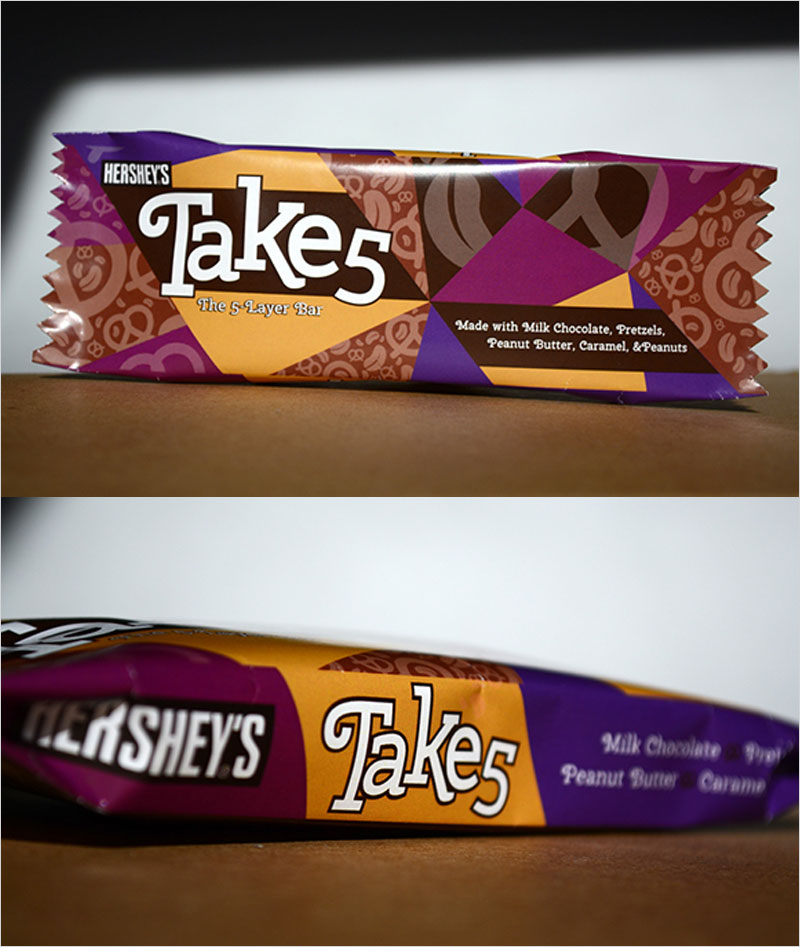 Hershey's-Take-5-Redesign