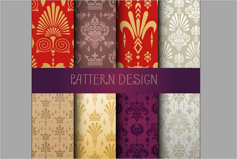 Pattern-design---set