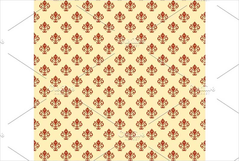 Seamless-Vector-Pattern-With-Royal