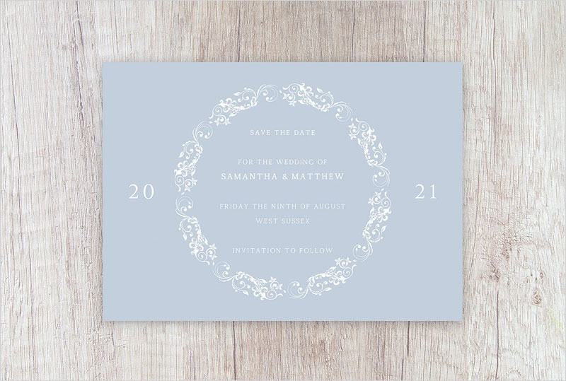 Wedding-Save-The-Date-Template