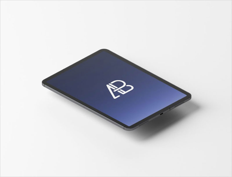 Animated-floating-iPad-Pro-Mockup