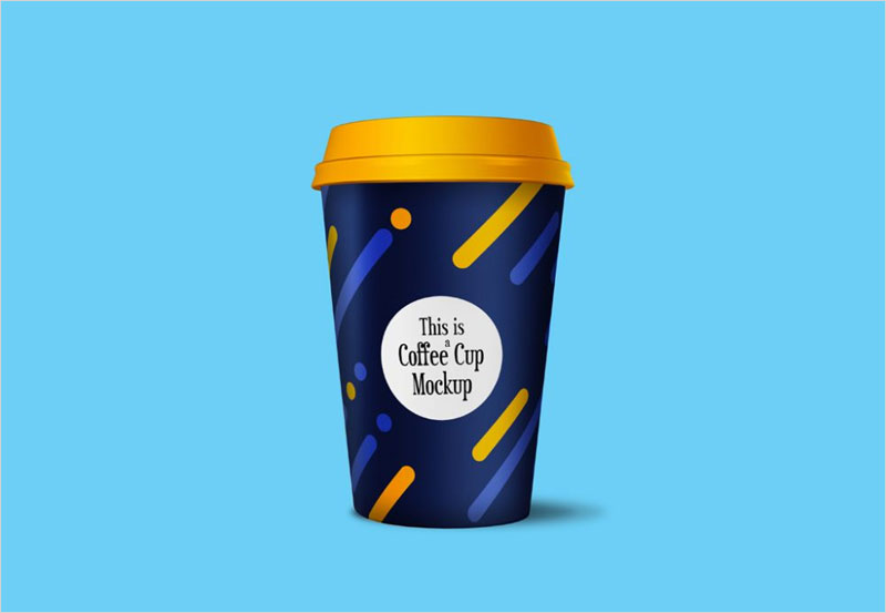 Paper-Cup-with-Lid-Mockup