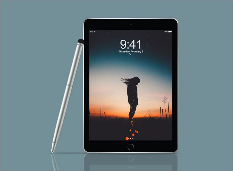 iPad-Pro-with-Pen-Mockup