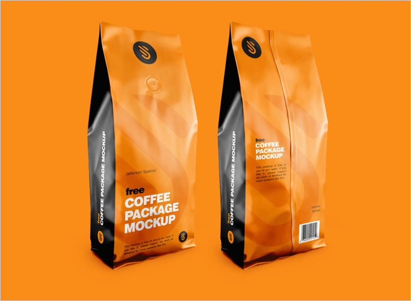 Coffee-Package-Mockups