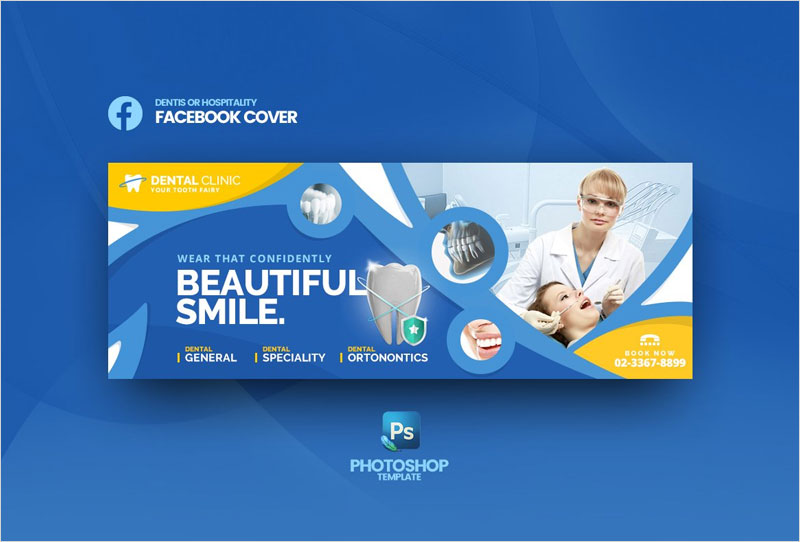 Dental-Facebook-Cover-Template