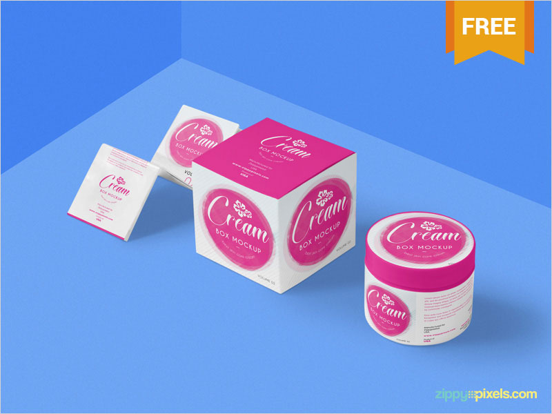 Free-Beautiful-Cosmetic-Cream-Mockup