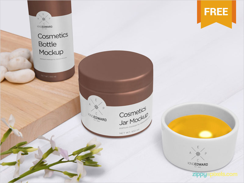 Free-Cosmetic-Bottle-Mockup