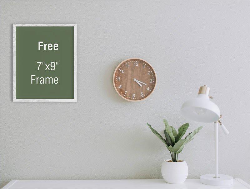 Free-Frame-Mockup