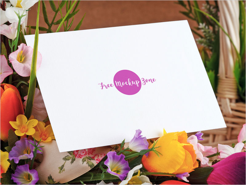 Free-Lovely-Mothers-Day-Greeting-Card-Mockup