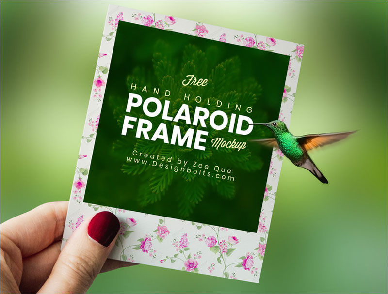 Free-Polaroid-Photo-Frame-Mockup-PSD