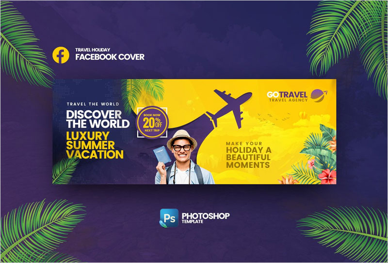 GoTravel-FB-Cover-Template