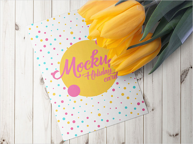 Holiday-Card-With-A-Tulips-–-6-Free-PSD-Mockups