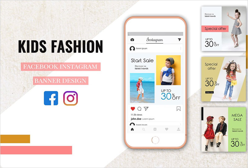 Kids-Fashion-Facebook-Banner-Design