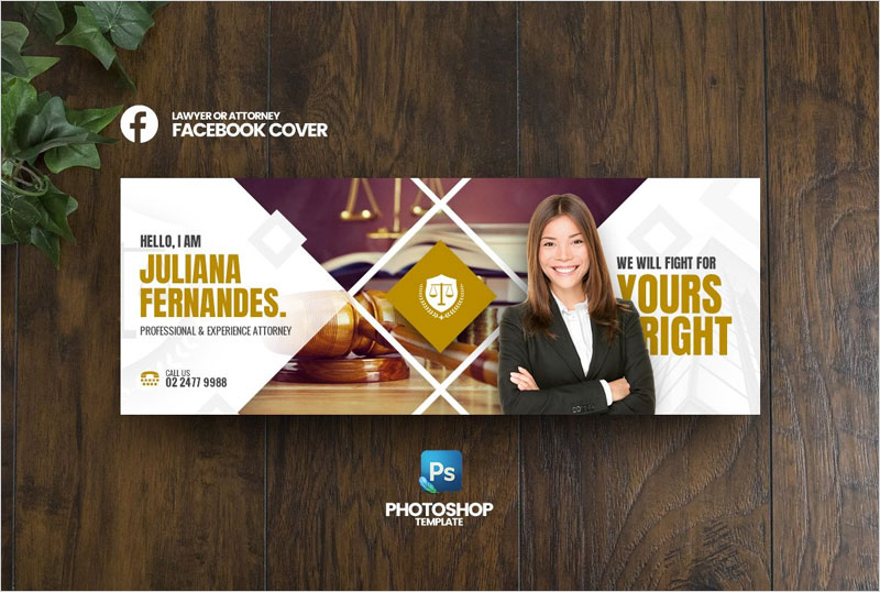 Lawyer-Facebook-Cover-template