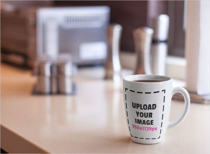 Mug-on-Kitchen-Counter-Mockup-Generator