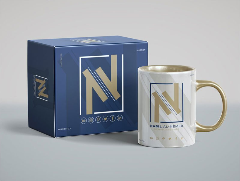 Mug-with-Box-Packaging-Mockup