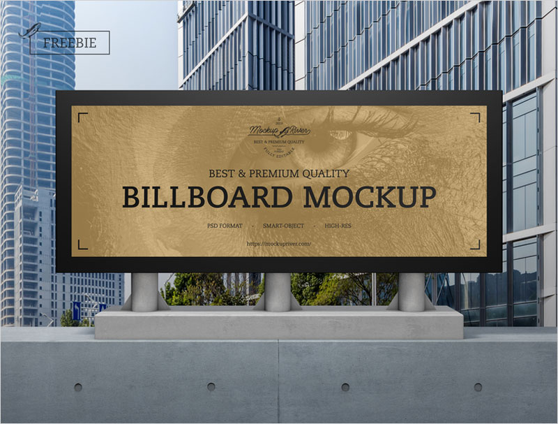 Outdoor-Advertisement-Billboard-Frame-Mockup