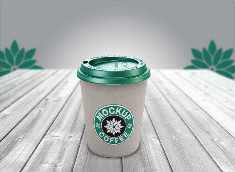 Paper-Coffee-Cup-with-Plastic-Lid-Mockup