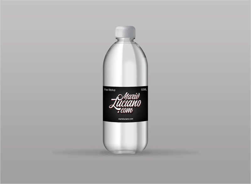 Plastic-Water-Bottle-Mockup