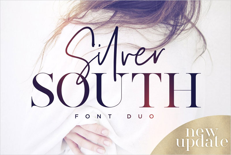 Silver-South-Font-Duo