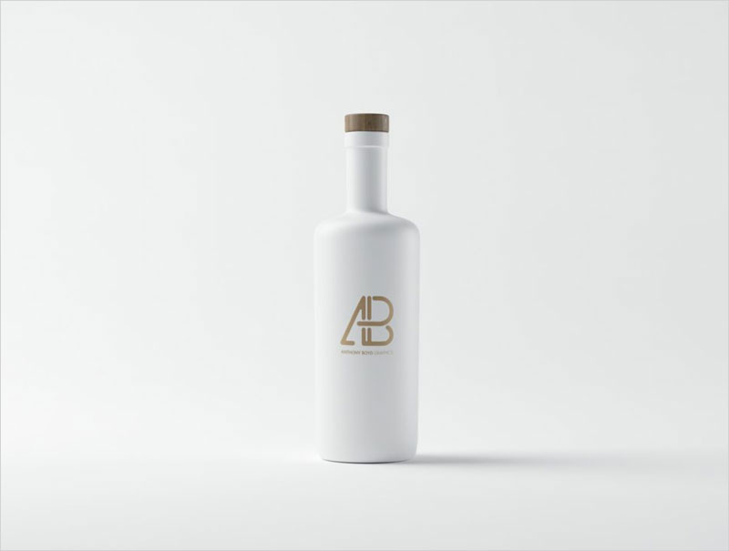 White-Bottle-with-wooden-Cap-Mockup