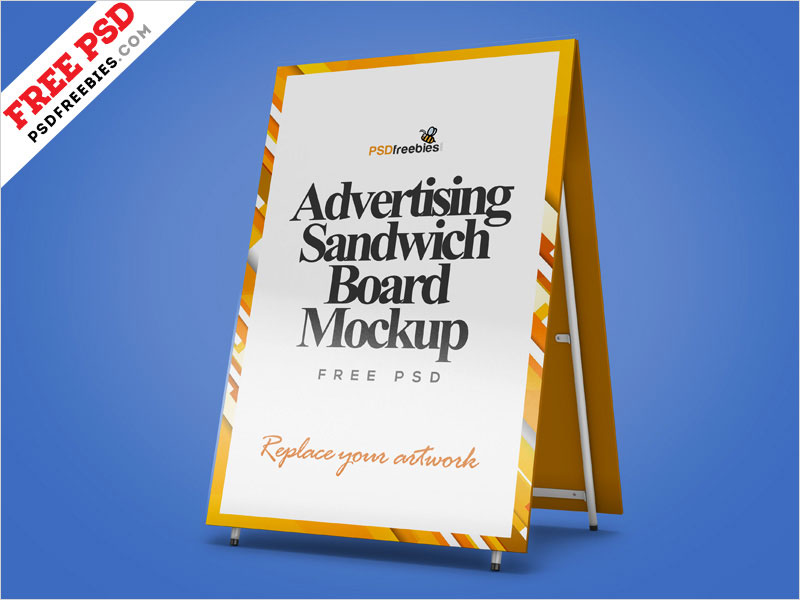 Advertising-Sandwich-Board-Mockup-PSD