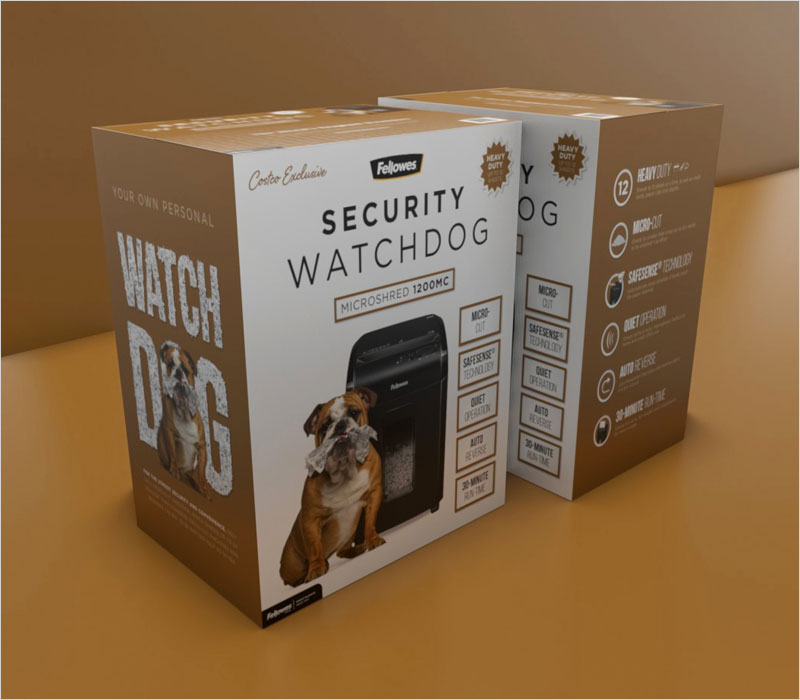 Costco-Security-Watchdog-Shredder