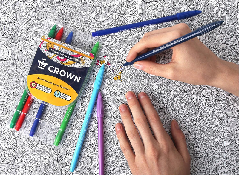 Crown-Stationery