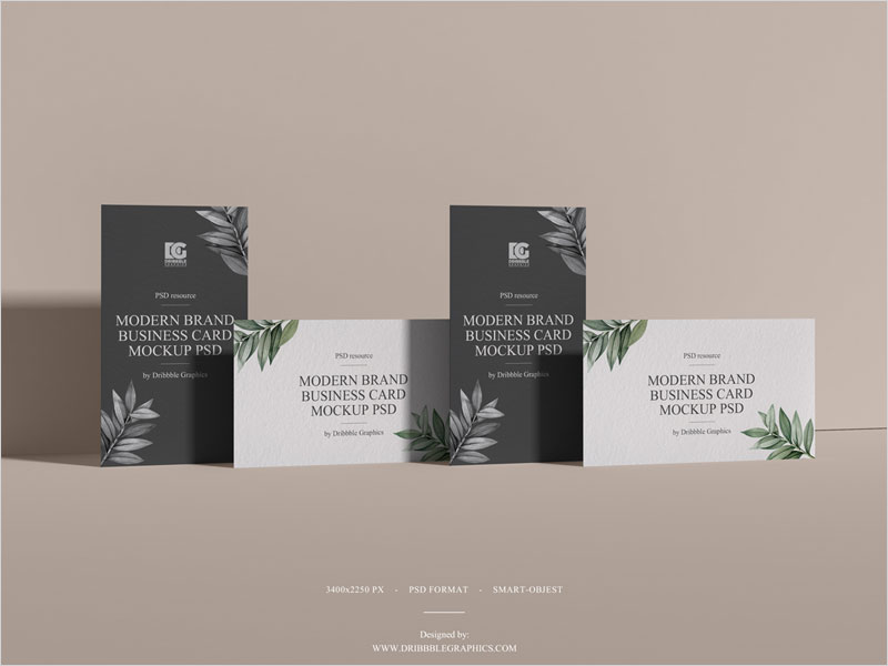 Free-Brand-Business-Card-Mockup-PSD