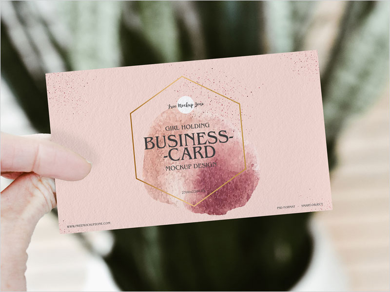 Girl-Holding-Psd-Business-Card-Mockup