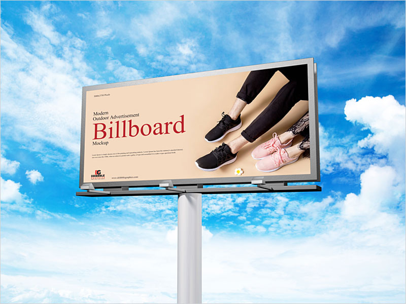 Modern-Outdoor-Advertisement-Billboard-Mockup