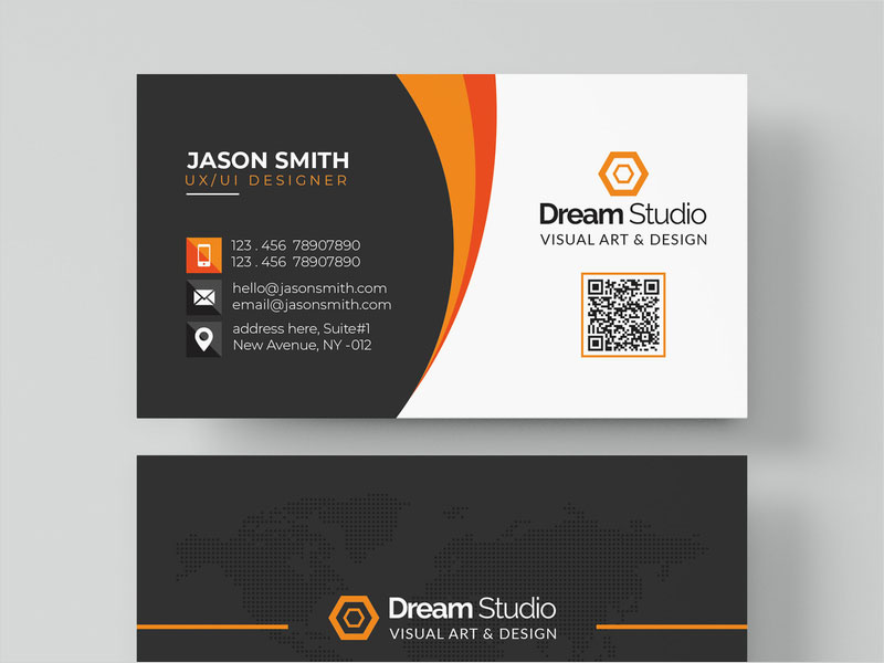 Professional-business-card-mockup-Free-Psd