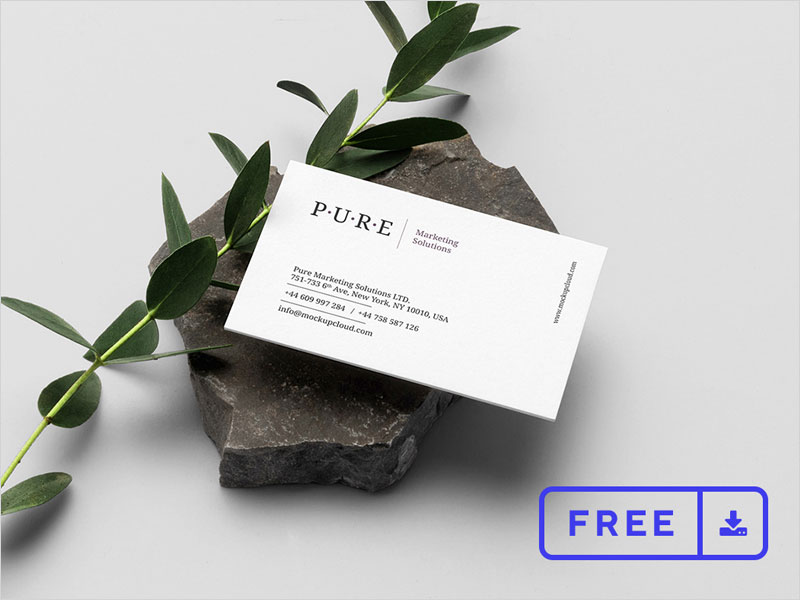 Pure-Branding-Business-Card-Mockup
