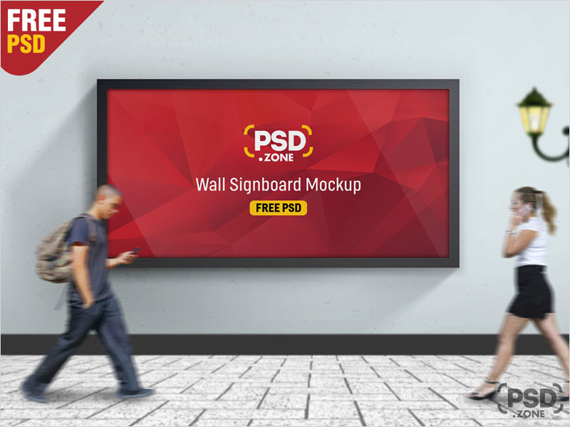 Road-Side-Wall-Signboard-Mockup-Free-PSD