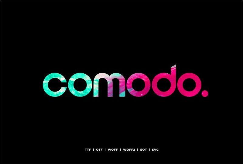 Comodo---Display-Typeface