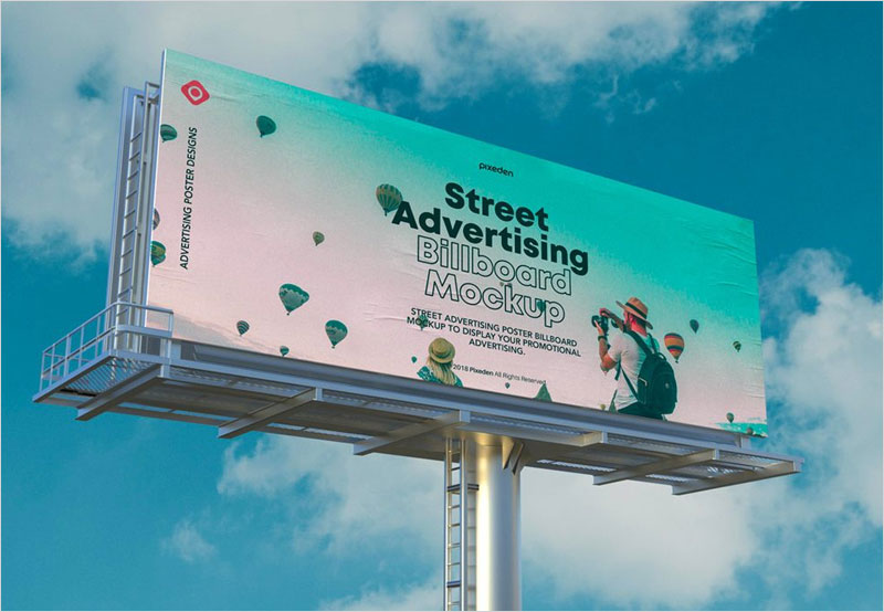Free-Giant-Billboard-Mockup