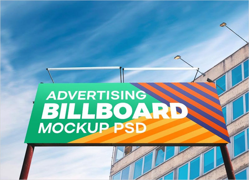 Free-Huge-Outdoor-Billboard-Mockup