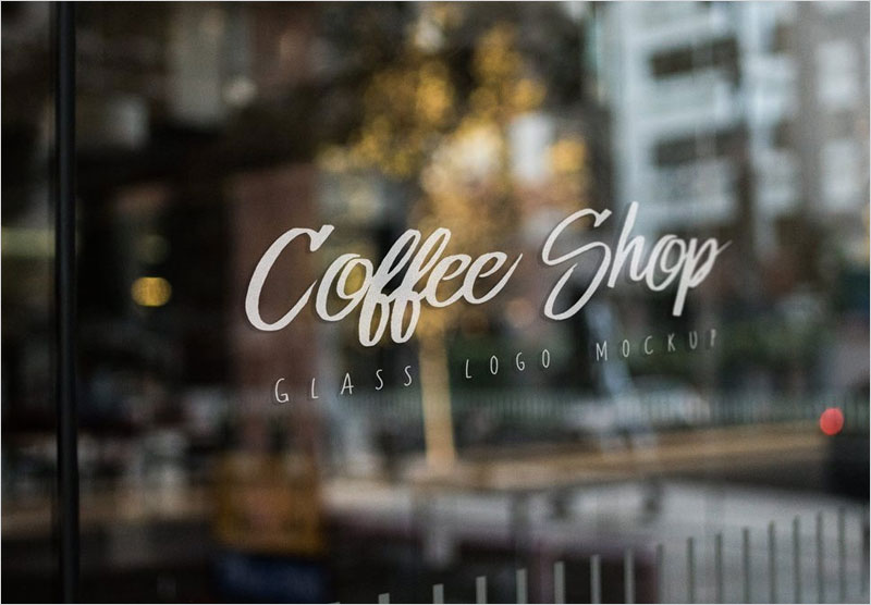 Free-Shop-Window-Logo-Mockup