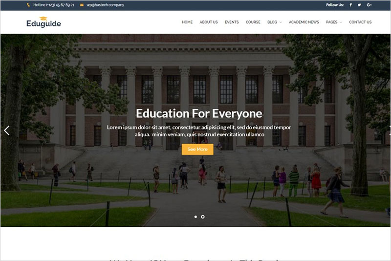 Eduguide-–-Education-WP-Theme