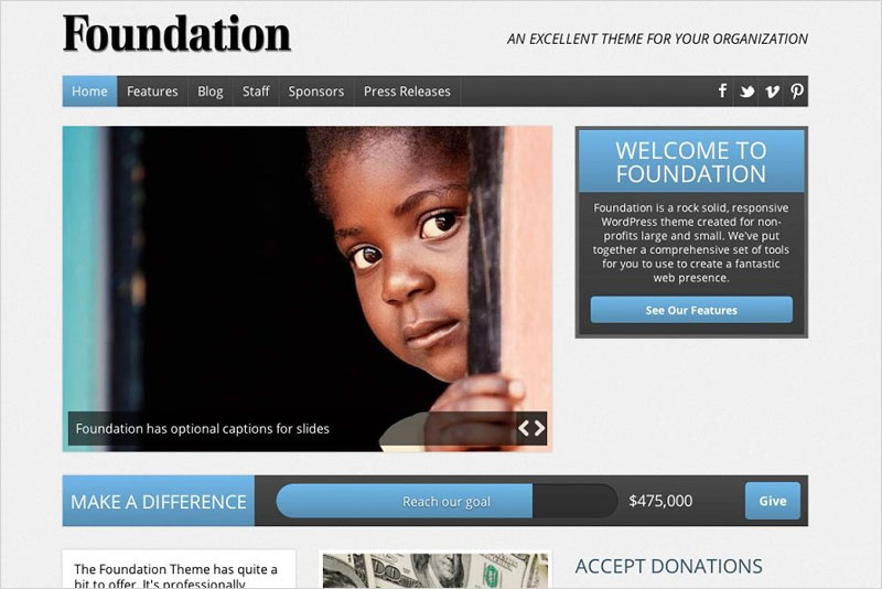 Foundation-Nonprofit-WordPress-Theme
