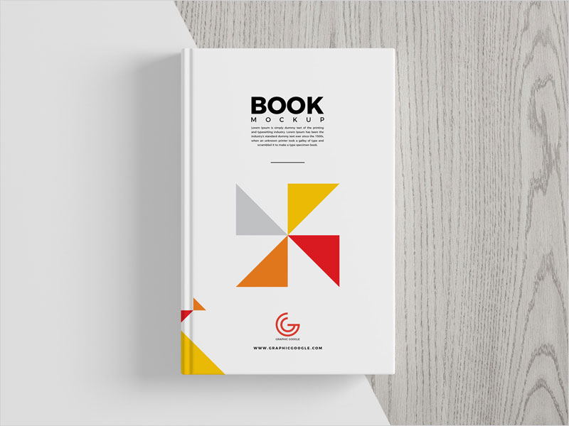 Free-Book-Cover-Mockup-Psd