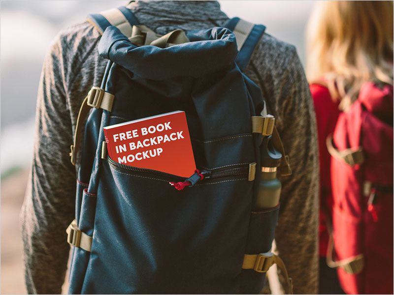Free-Book-In-Backpack-Mockup