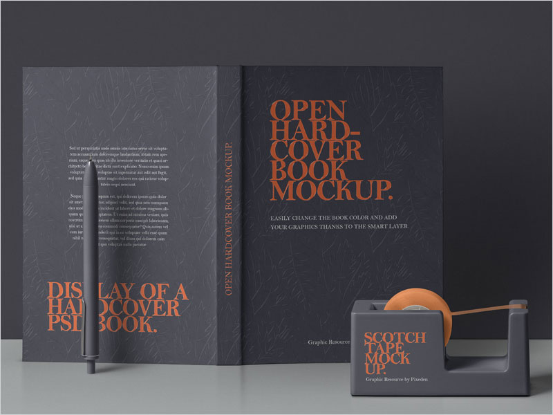 Free-Open-Hard-Cover-Book-Mockup