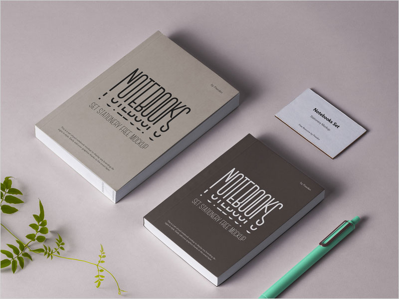 Free-Psd-Notebook-Stationery-Mockup