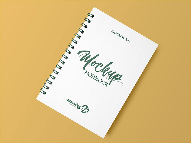 Free-Spiral-Notebook-MockUp-in-4k