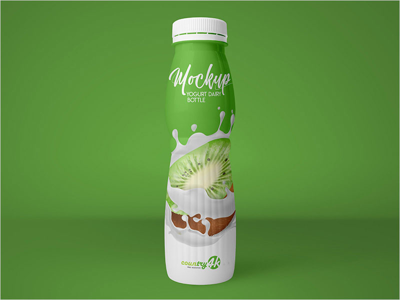 Free-Yogurt-Dairy-Bottle-PSD-MockUp-in-4k