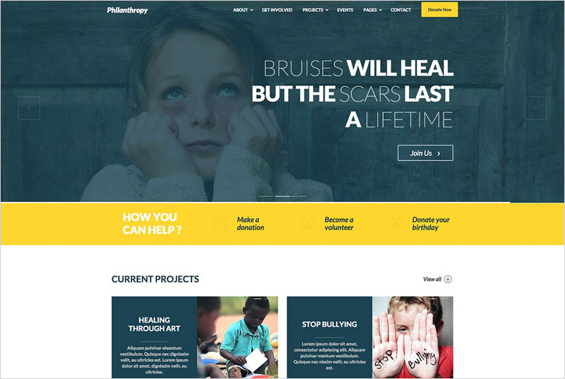 Philanthropy---Nonprofit-WP-Theme