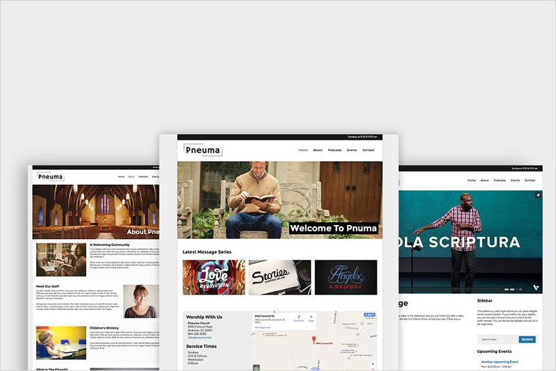 Pneuma---Church-WordPress-Theme